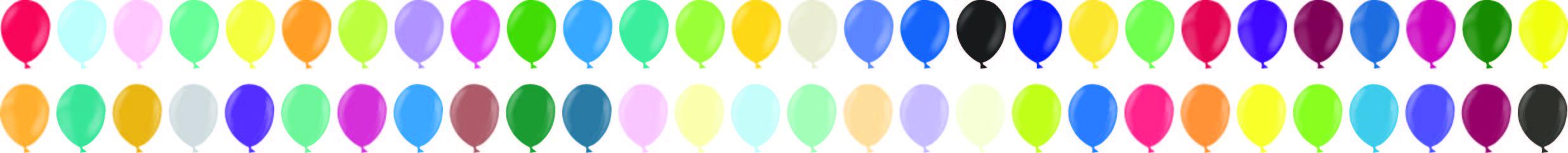 ballonnen-kleuren