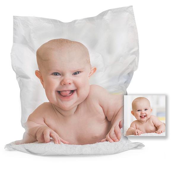 Baby Zitzak Met Naam.Zit Zak Gepersonaliseerd Vanaf 1 Stuk